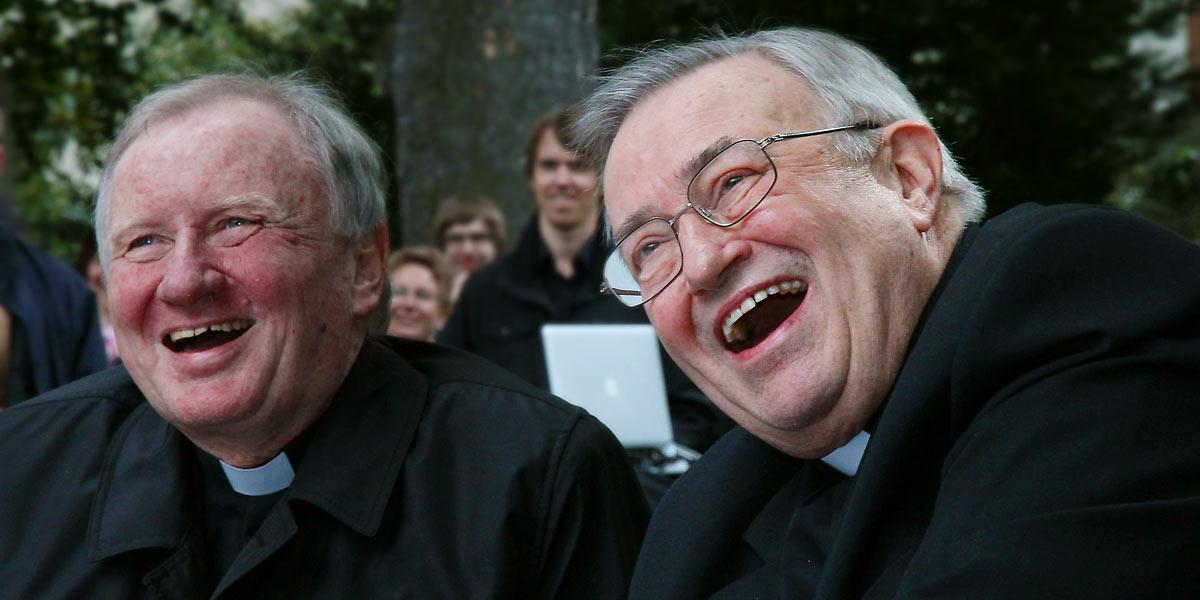 Prälat Dietmar Giebelmann , Karl Kardinal Lehmann