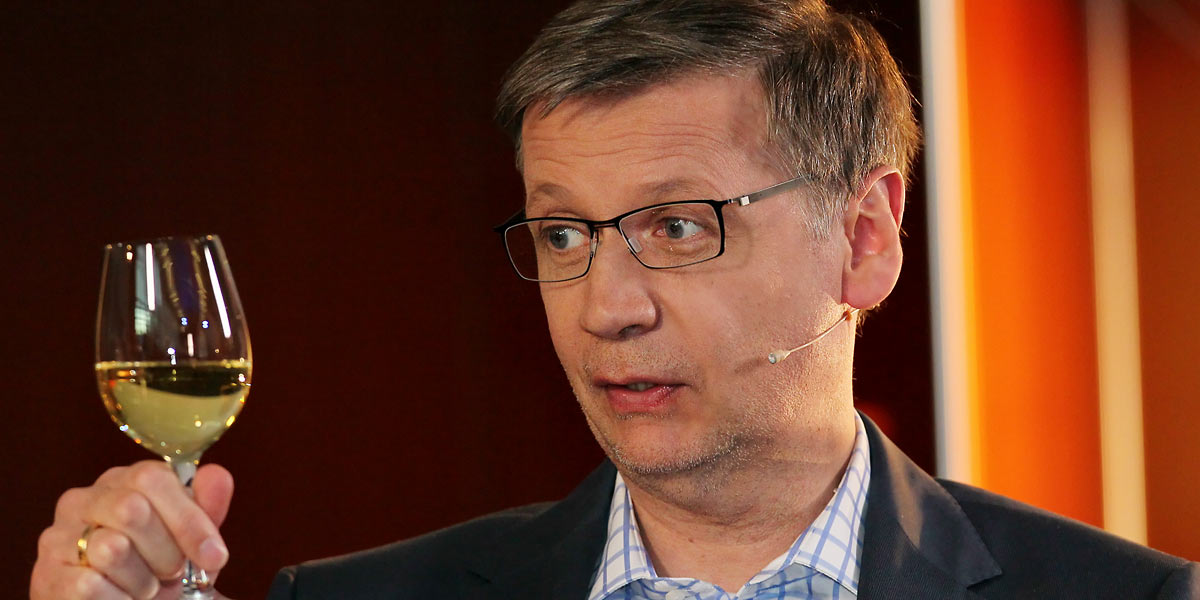 Journalist und Moderator Günther Jauch