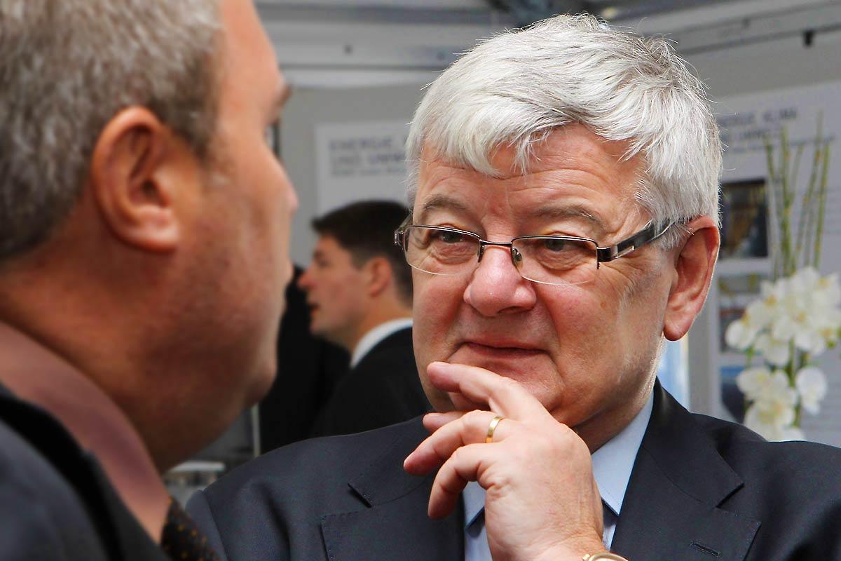 Außenminister a.D. Joschka Fischer