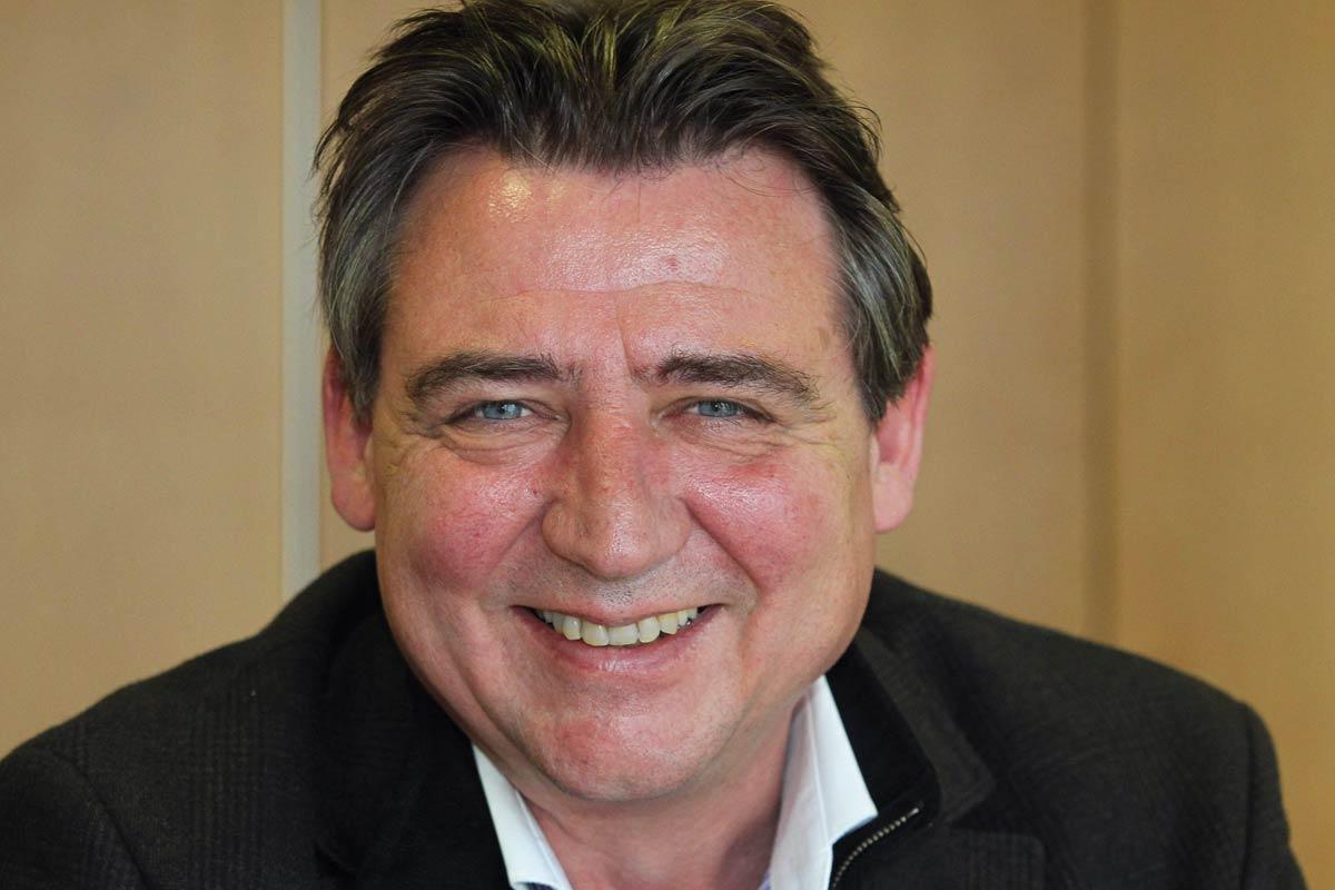 Bürgermeister Günther Beck