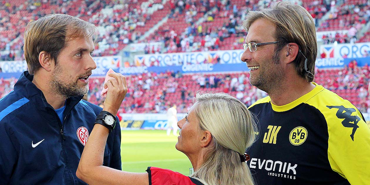 Fussball Bundesliga, Mainz 05, Thomas Tuchel, Jürgen Klopp