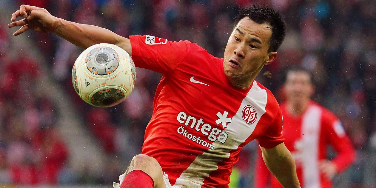 Fussball Bundesliga, Mainz 05, Shinji Okazaki