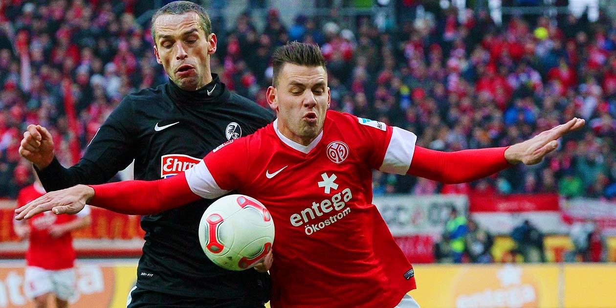 Fussball Bundesliga, Mainz 05, Adam Szalai