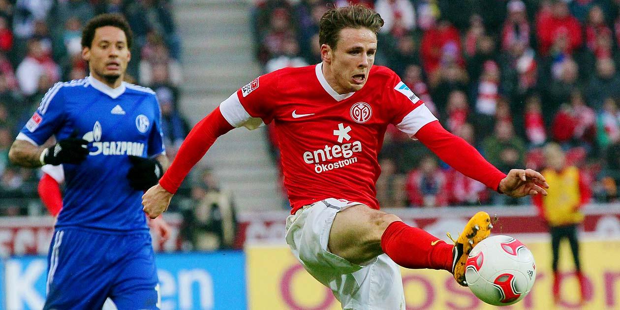 Fussball Bundesliga, Mainz 05, Nicolai Müller