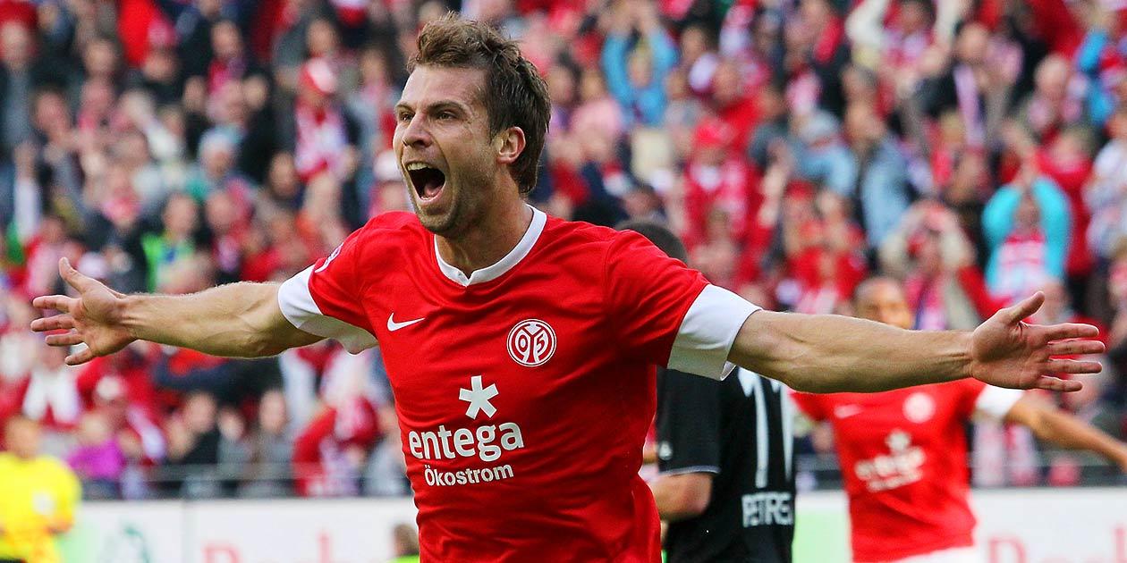 Fussball Bundesliga, Mainz 05, Andreas Ivanschitz