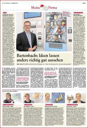 Firmenreportage, Agentur Bartenbach ,Rhein-Zeitung, Fotos: Bernd Eßling, Bildjournalist, Fotograf, Mainz