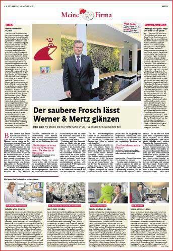 Firmenreportage, Erdal, Werner & Mertz ,Rhein-Zeitung, Fotos: Bernd Eßling, Bildjournalist, Fotograf, Mainz
