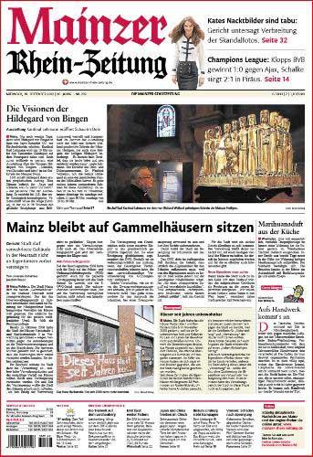 Karl, Kardinal Lehmann, Rhein-Zeitung ,Foto: Bernd Eßling, Bildjournalist, Fotograf, Mainz