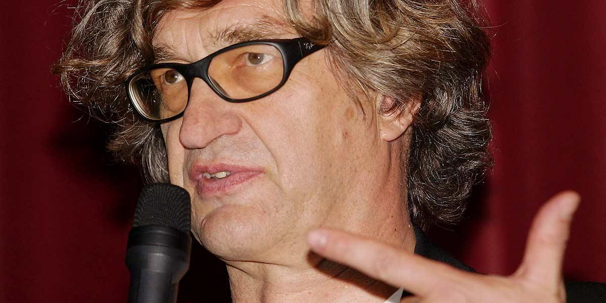 Regisseur und Fotograf Wim Wenders