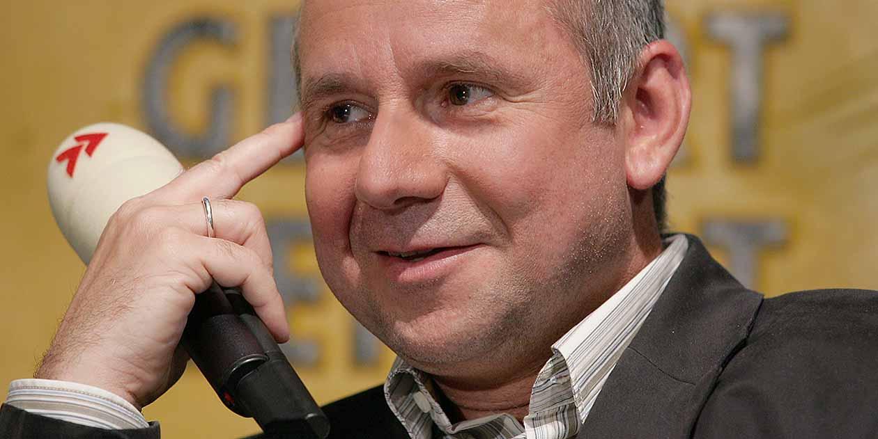 Schauspieler Joachim Król