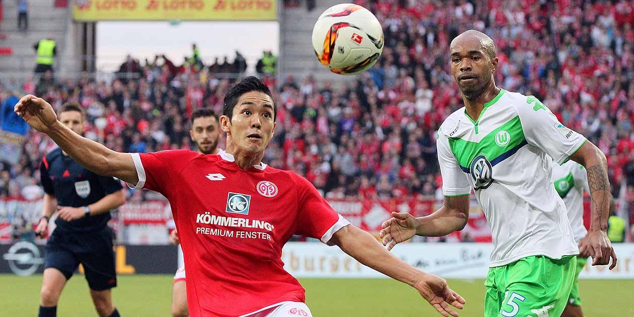 1.FSV Mainz 05 Yoshinori Muto, Naldo